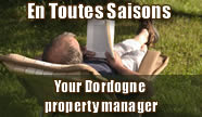 Your Dordogne property manager
